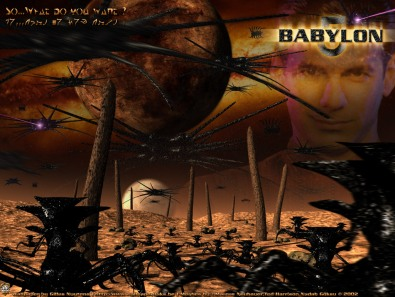 Worlds of Babylon 5