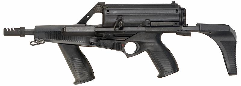 Futuristic Handguns Re...