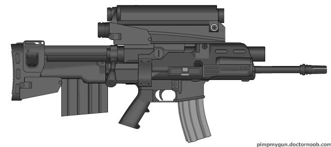K 11 Gun K 11 Gun daewoo k11