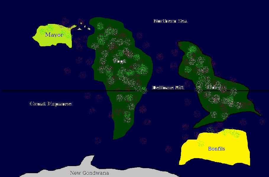 gliese 581 system map - photo #5