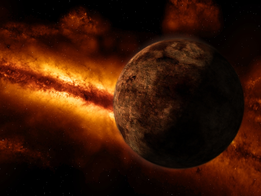 Z'ha'dum (planet)