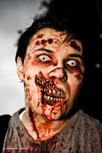Zombie Guns Or How To Prepare For World War Z