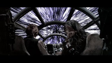 What Would Hyperspace Really Look Like?