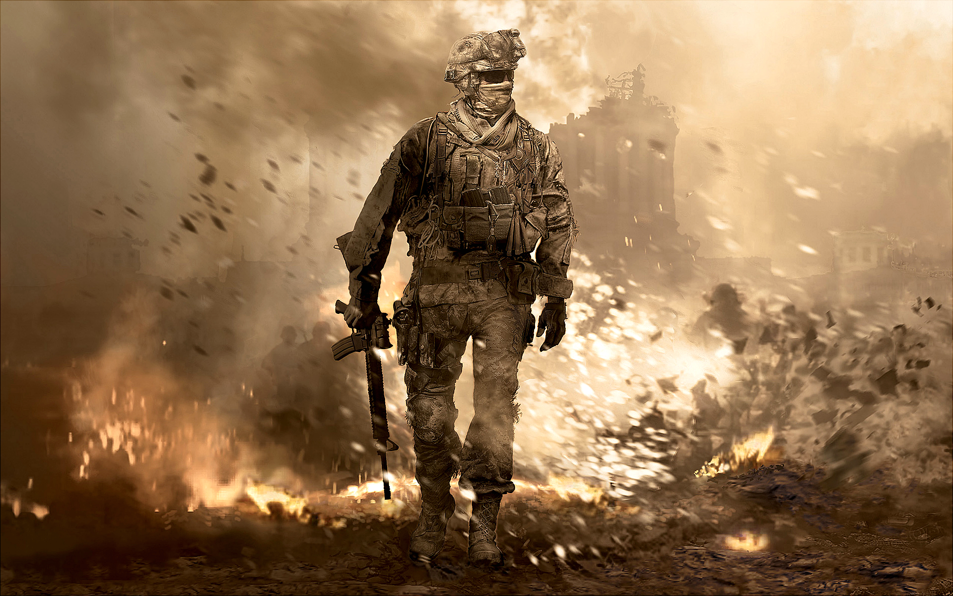 Amazing Call of Duty Modern Warfare 2 1920X1080 1920 x 1200 · 1999 kB · jpeg