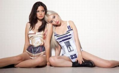 Sexy Star Wars Costumes!