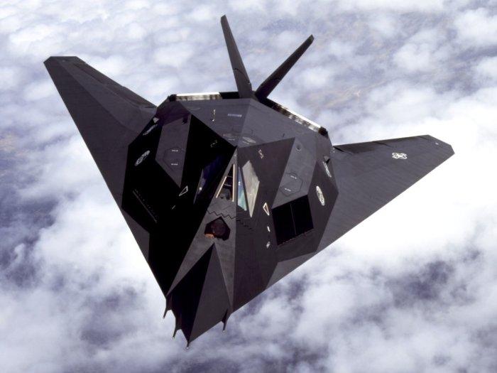 F117-Nighthawk