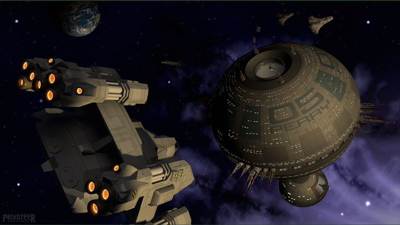 Wing Commander Privateer A Review Stories By Williams