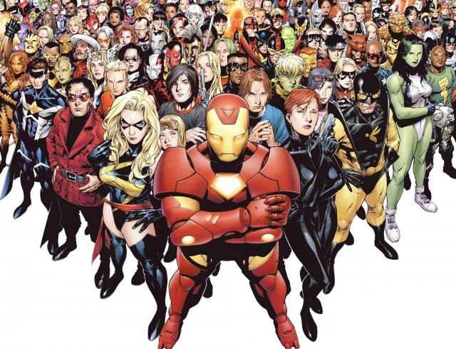 Super Hero List Of Super Heros