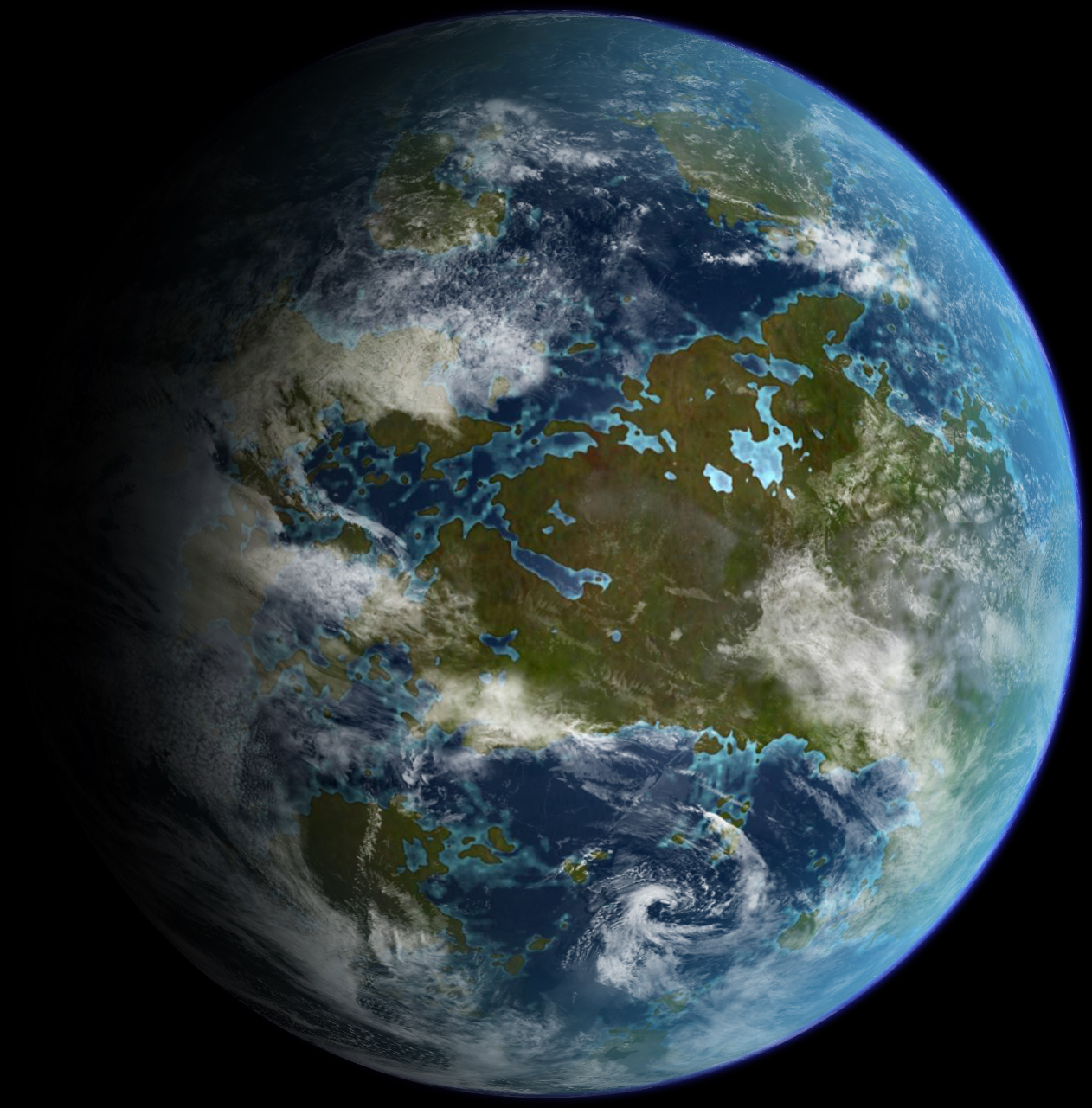 terraform mars planet - photo #25
