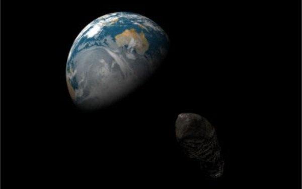 Asteroid-Toutatis