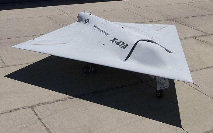 X-47A Drone