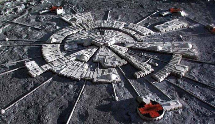 Alpha Moon Base at http://www.smallartworks.ca