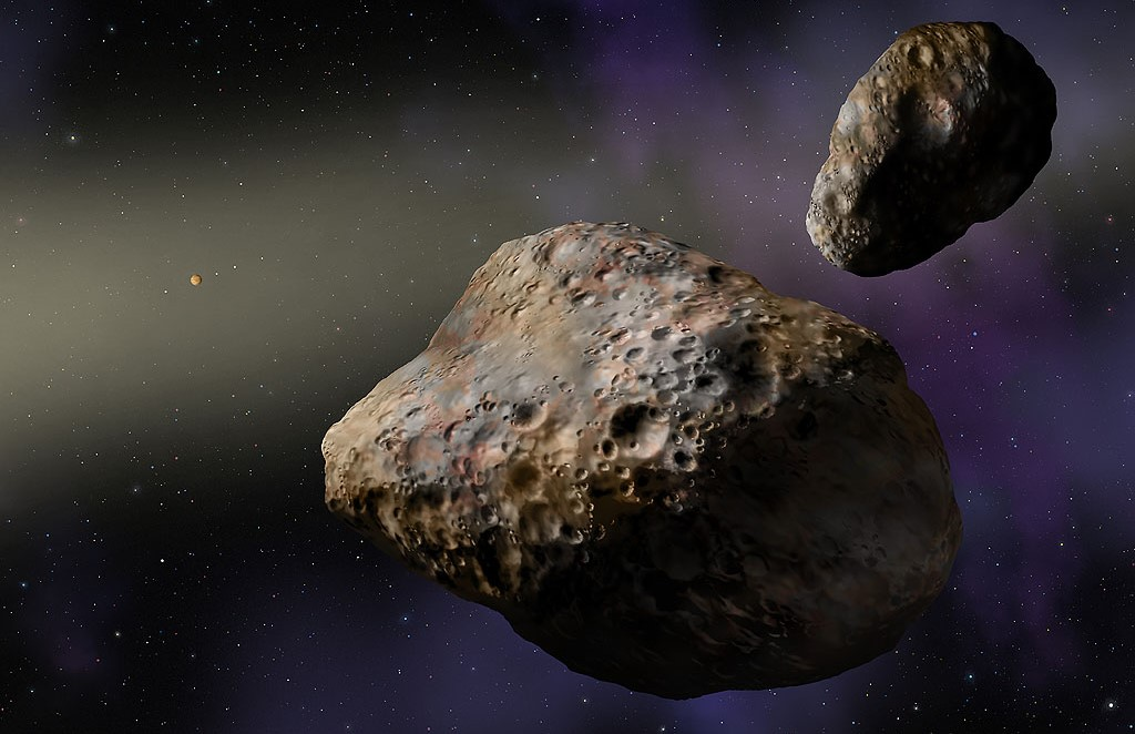 News From Space: 12 Asteroids to Mine – Stories by Williams