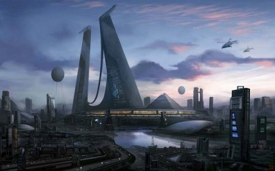 Visions of the Future: Life in the 2030's