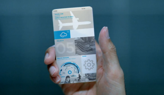 Microsoft Concept Video: The Future of Smartphones and ...