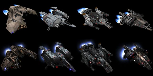 Best Spaceship Design Ever