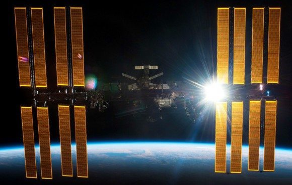 International-Space-Station-ISS-580x441