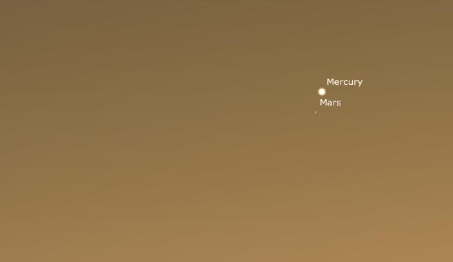 mercurymars