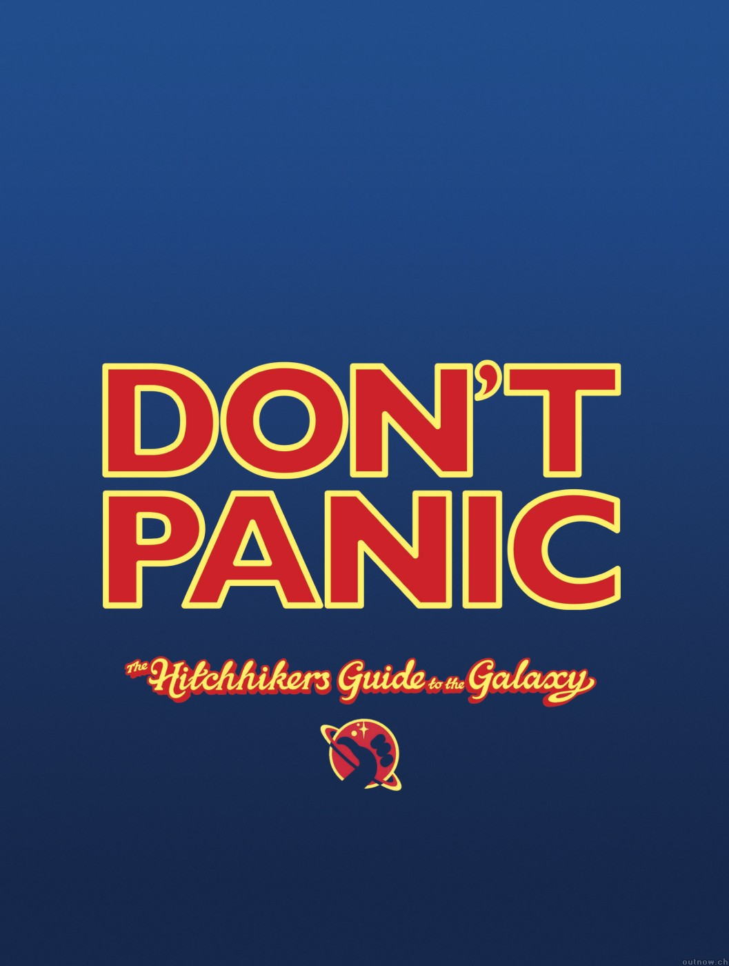24 - The Hitchhikers Guide to the Galaxy by Douglas Adams ...