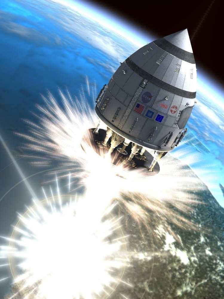 spacecraft of the future - photo #49