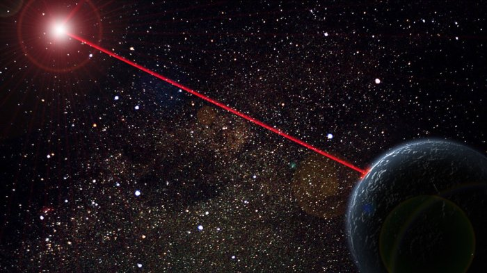 space_laser