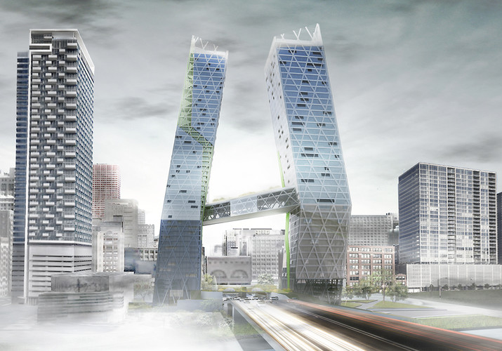 The Future Is Here The Air Scrubbing Skyscraper