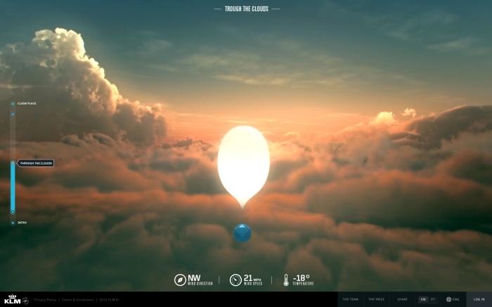 KLM-Space-balloon