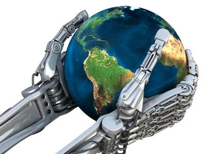 robots_earth