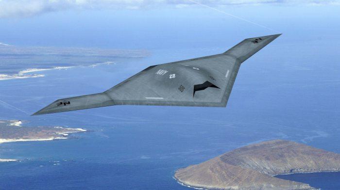 X-47B_over_coastline