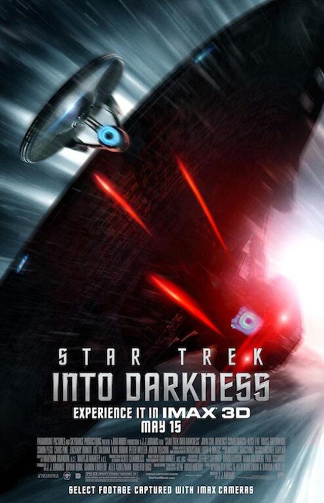StarTrekIntoDarknessIMAXposterPTParamount