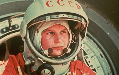 A Tribute to Valentina Tereshkova