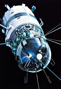 Vostok-6 craft