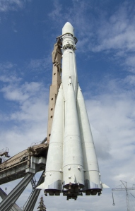 Vostok-6 rocket