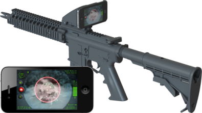 The Future of Firearms: The Inteliscope!