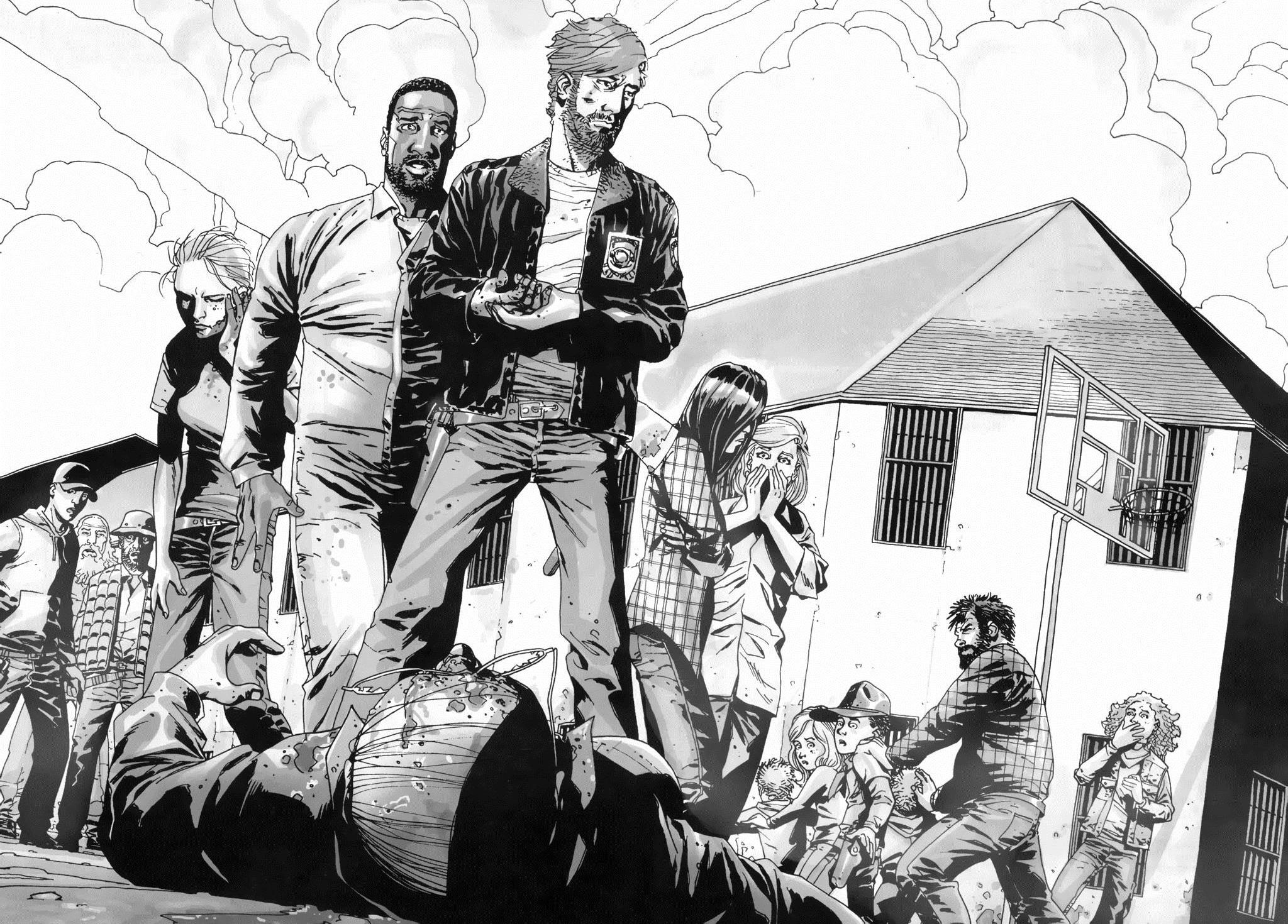 walking dead pdf volume 18