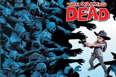 "Robert Kirkman's ""The Walking Dead"""
