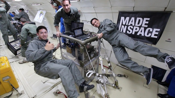 3d-printer-microgravity-flight-test
