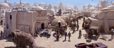 Tatooine to be Reclaimed by the Desert