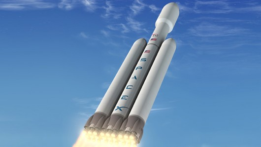 spaceX-falcon9