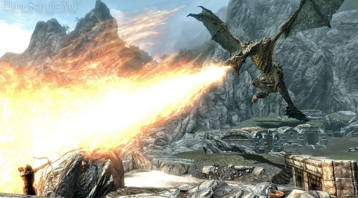 skyrim-screenshot-dragon-fire