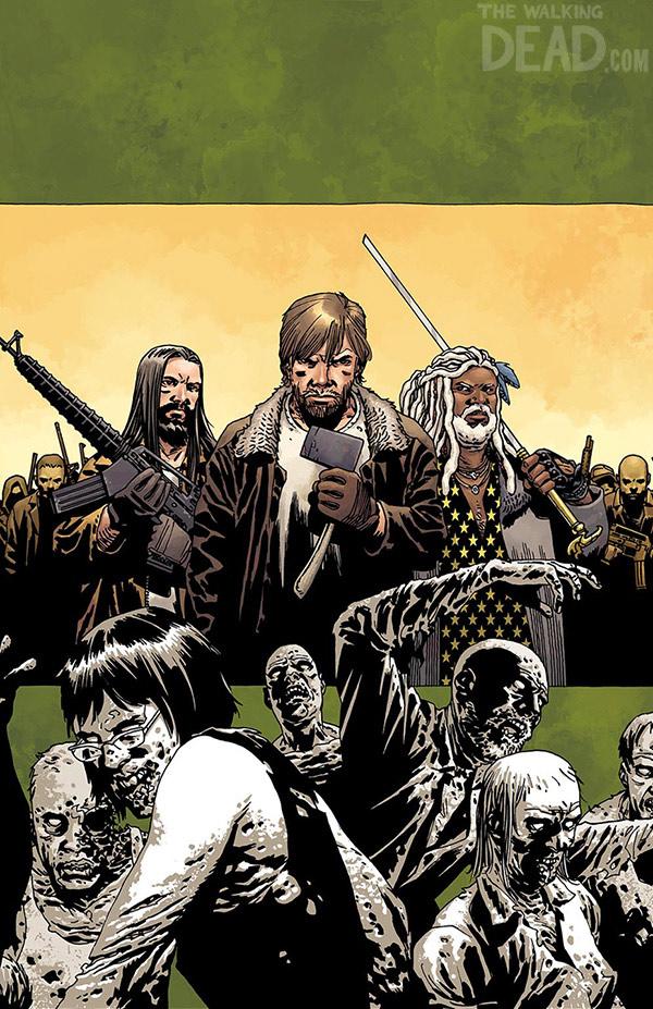 Walking Dead Volume 19