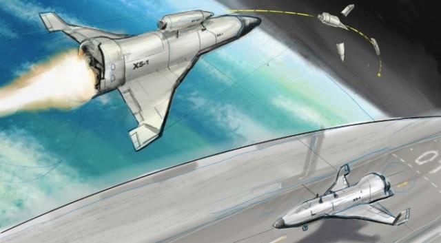sx-1_spaceplane