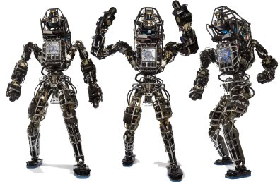 Judgement Day Update: Google Robot Army Expanding