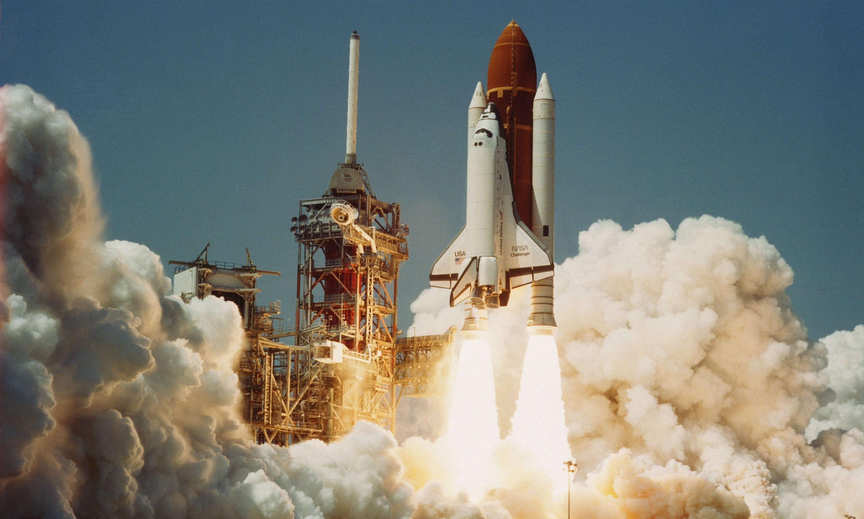 Remembering the Shuttle Challenger Disaster | Stories by ...