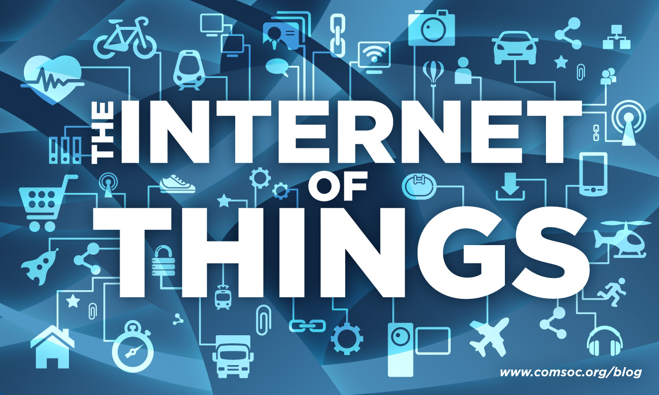 The Internet of Everything – Stories by Williams