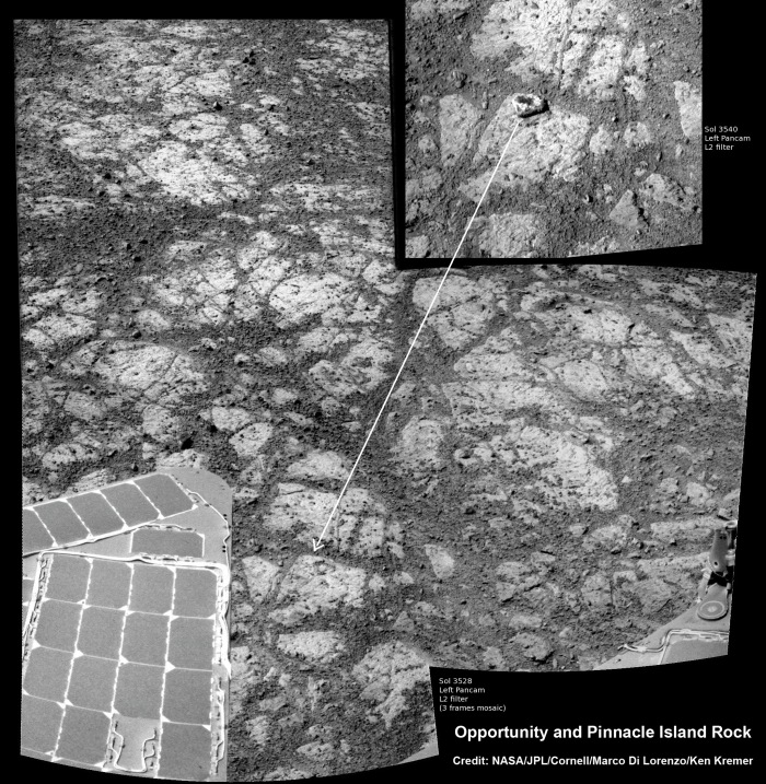 Opportunity-and-Pinnacle-Island_Sol-3540_1_Ken-Kremer