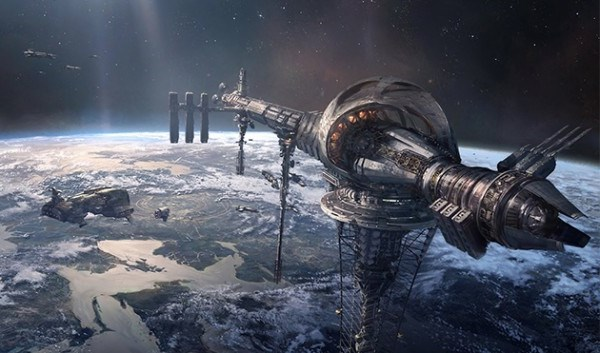The Future of Space: Building A Space Elevator!   Stories ...