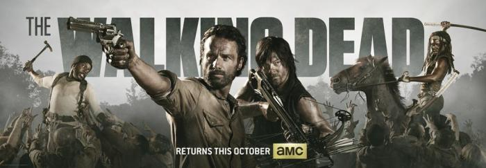 The Walking Dead SDCC Season 4
