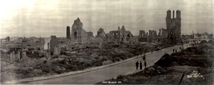 Ypres in 1919