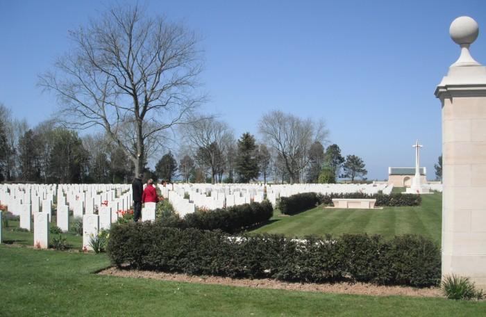 Beny-sur-Mer War Cemetery